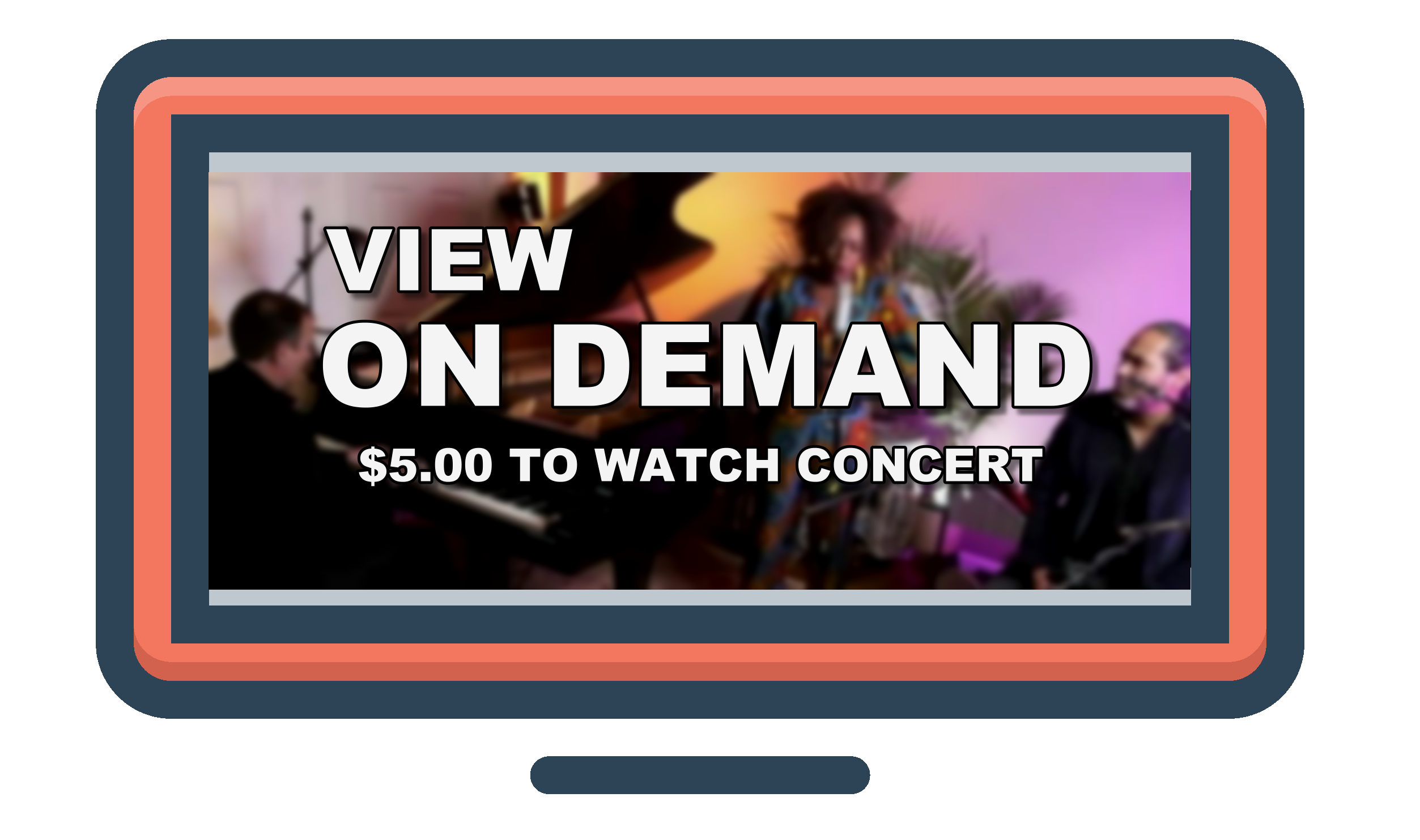 Watch Jessy Díaz' Concert ON DEMAND