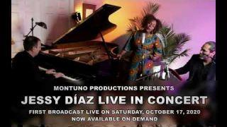 Jessy Díaz Live in Concert